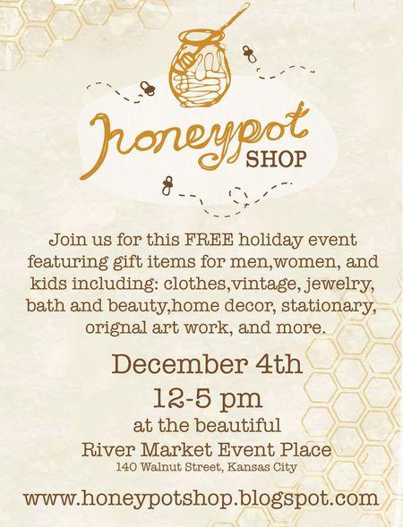 Honeypot Shop Dec 2010