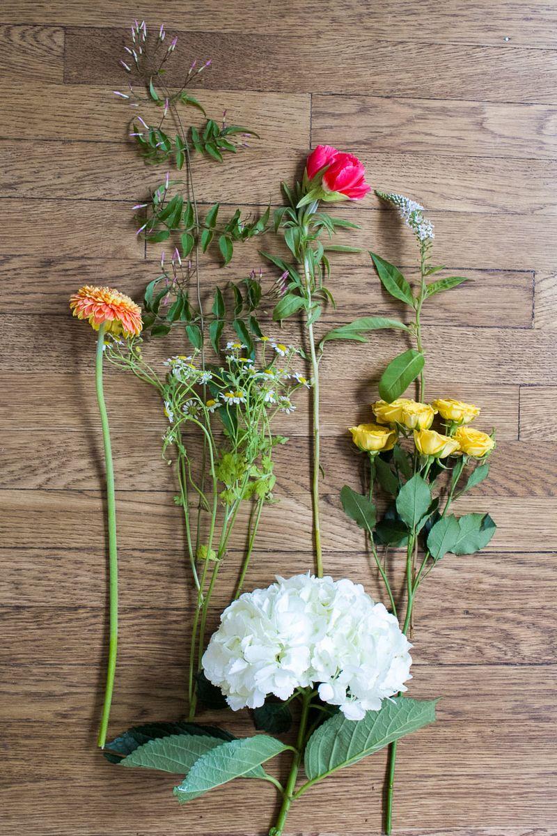 Bouquet-recipe