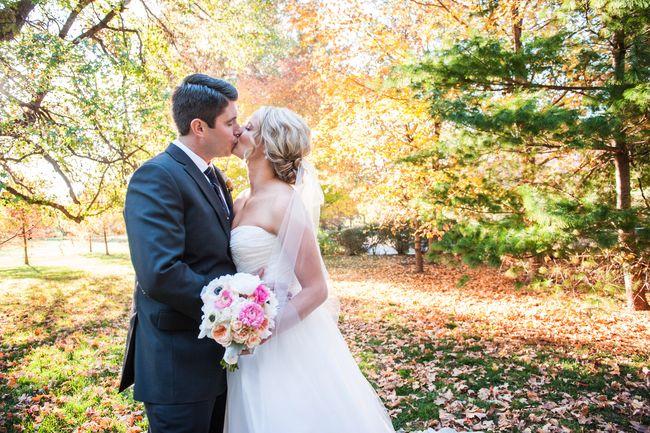 Real Weddings Stephanie And Jeff The Sawyer Room Kansas City
