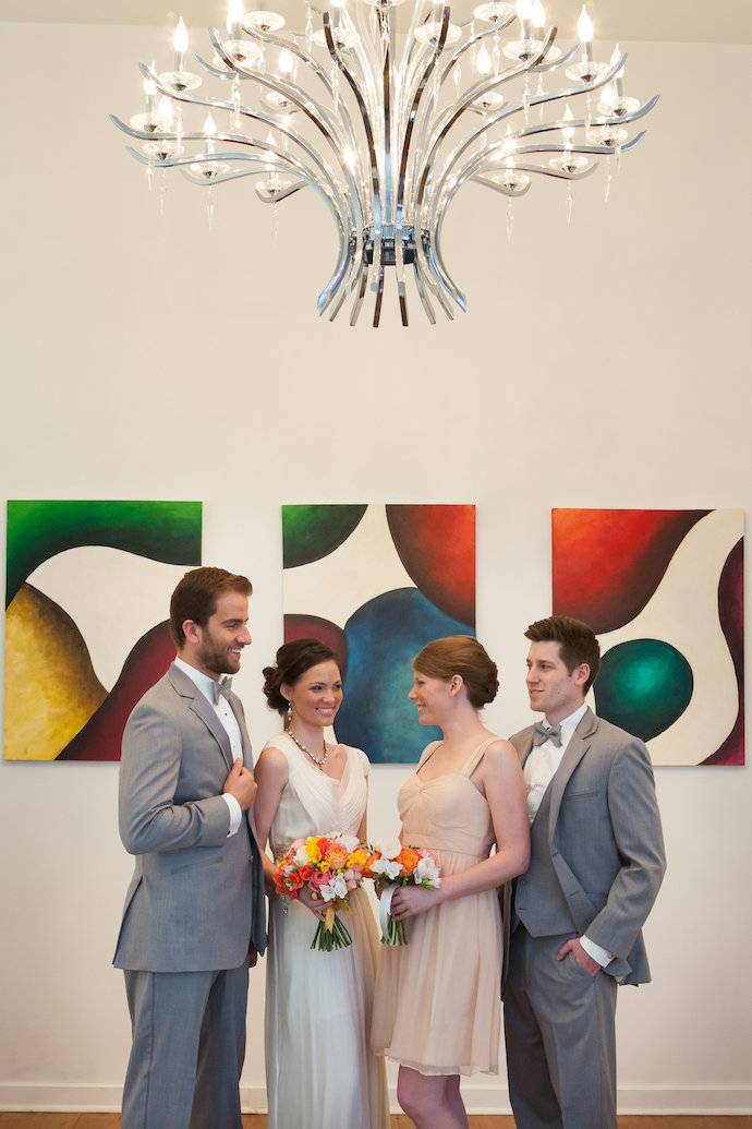 Wedding at The Gallery Event Space