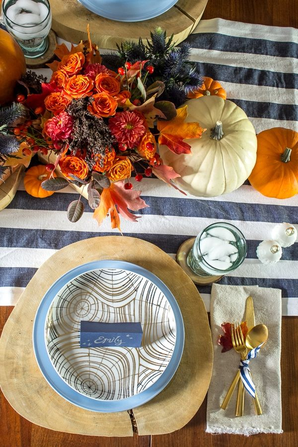 Thanksgiving Tabletop Inspiration Handmaker Of Things