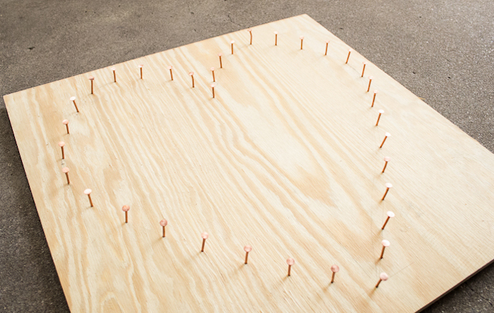 Plywood-nails-and-string