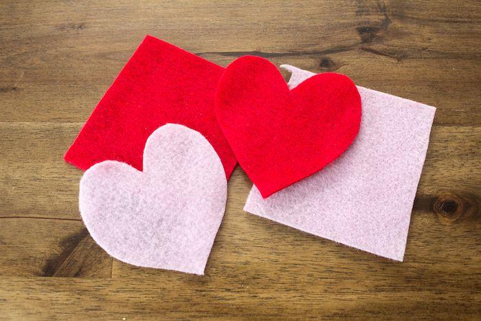 Glitter Heart Valentine DIY-2