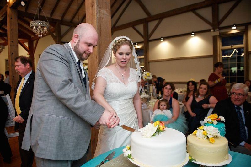 Cut the cake