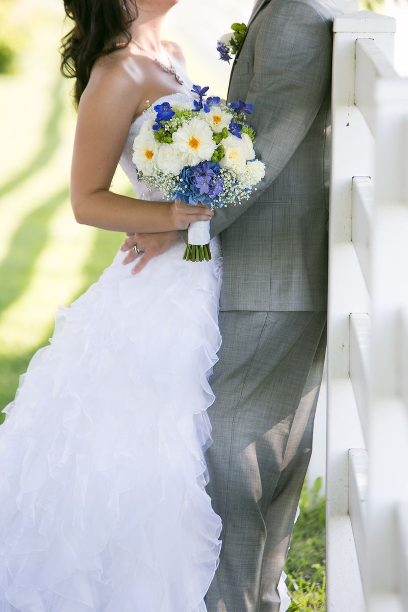 Blue-green-and-white-bridal-bouquet