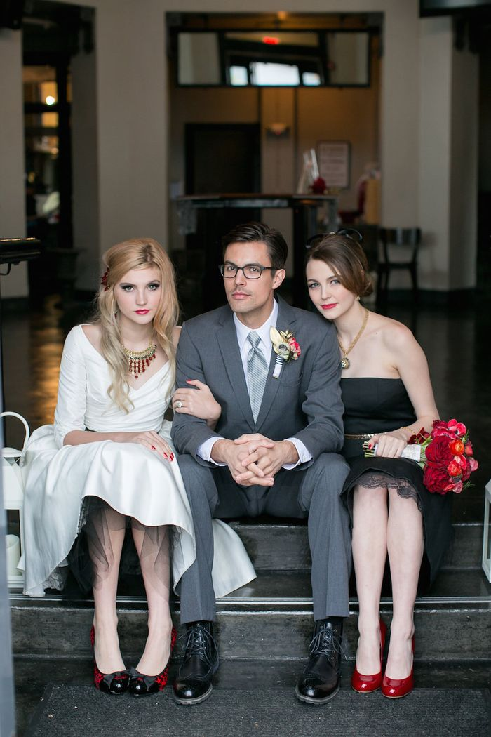 Classic-black-and-white-wedding