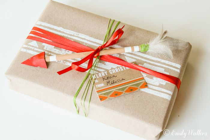 Eclectic-christmas-gift-wrap