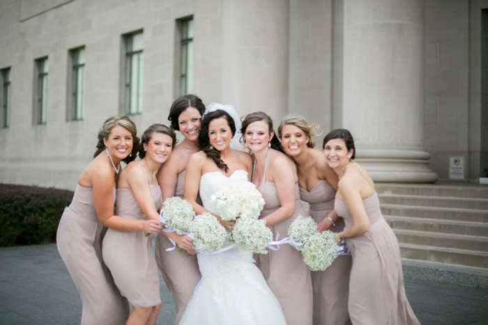babies-breath-bridesmaids-bouquets