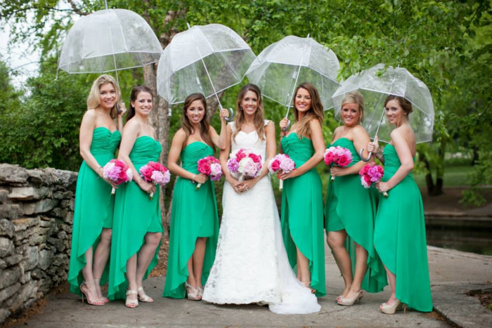 emerald-green-bridesmaids-dresses