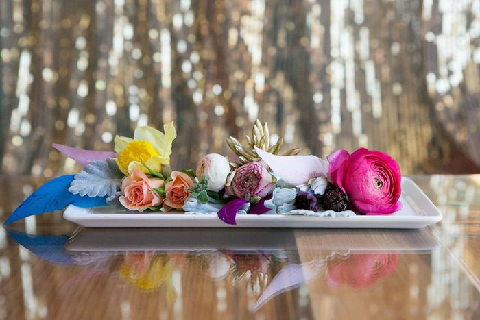 Colorful-wedding-boutonnieres
