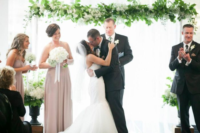 Greenery-and-babies-breath-ceremony-arch