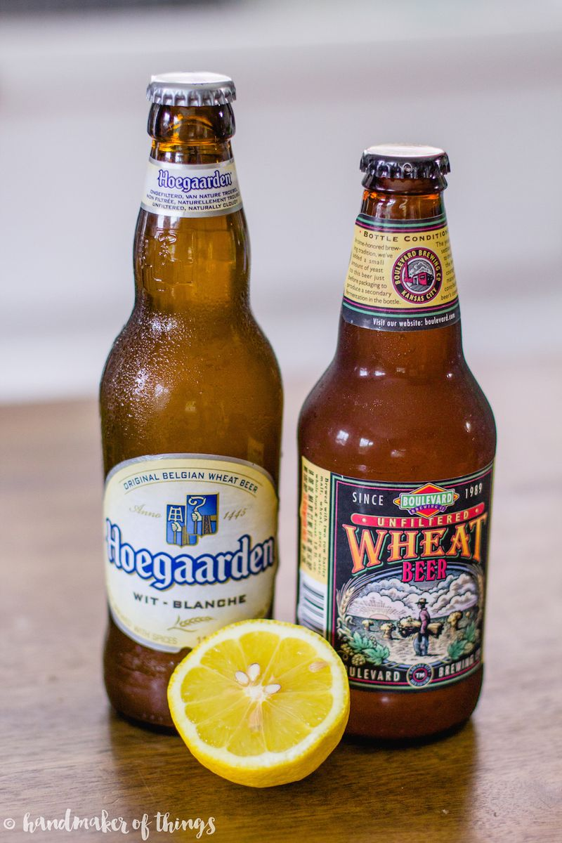 Summer beer cocktail recipe