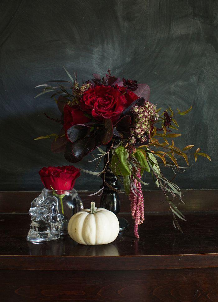 Halloween floral recipe the makerista-16