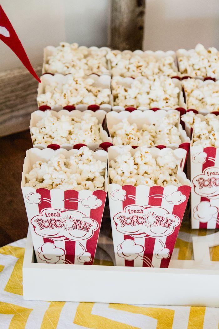 Popcorn-appetizer