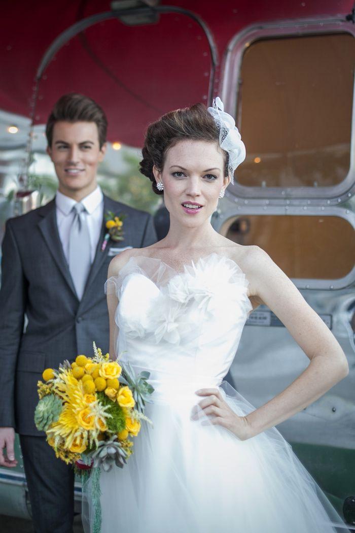 Yellow-and-green-wedding