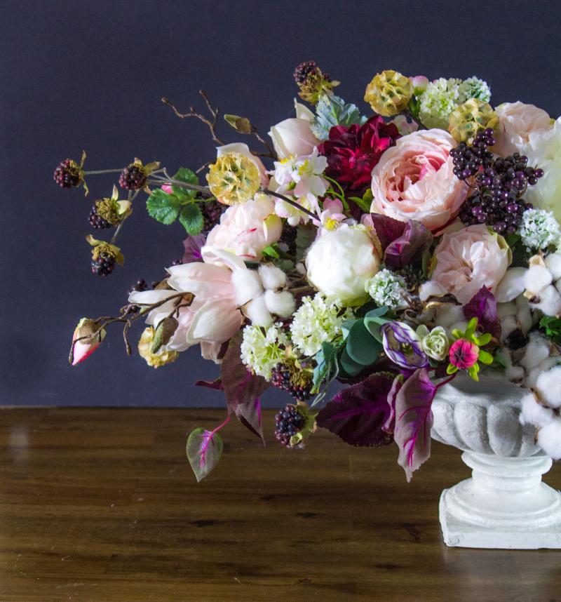 Afloral moody flower DIY-37