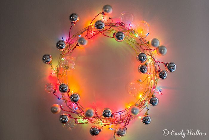 Colorful-holiday-wreath