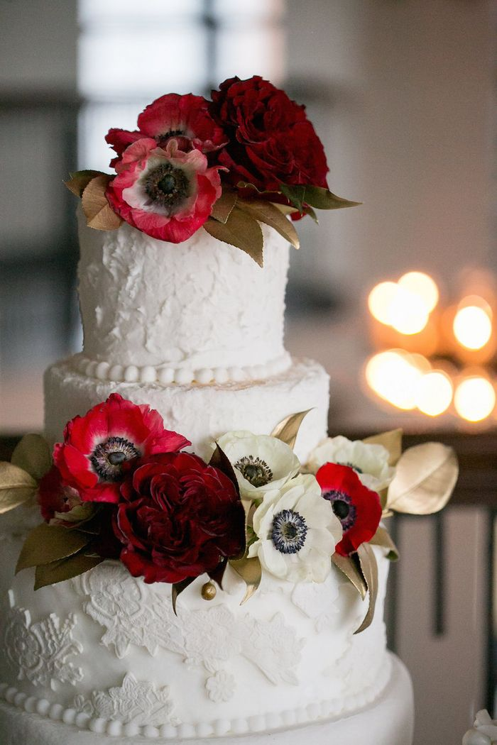 Red-anemone-cake-flowers
