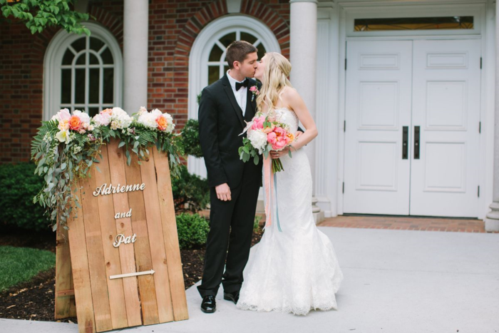 rustic-wooden-sandwich-board-wedding-decor