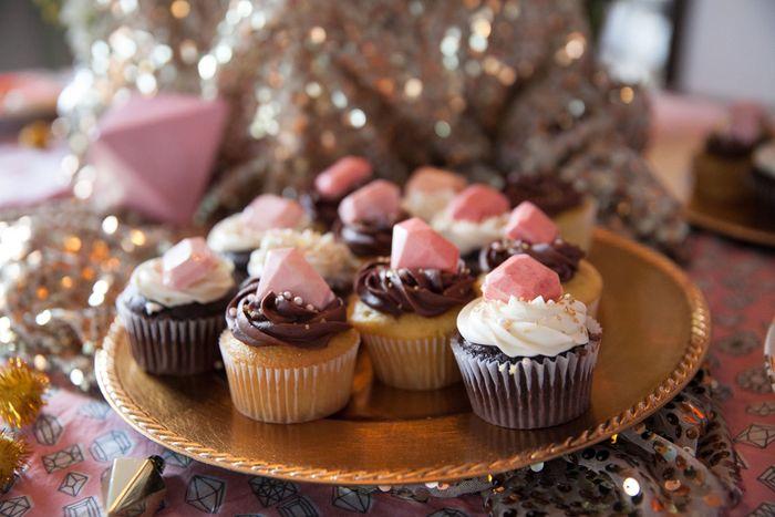 Jewel-cupcakes