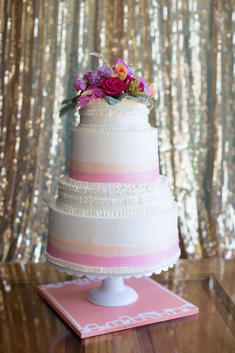 Colorful-cake-flowers
