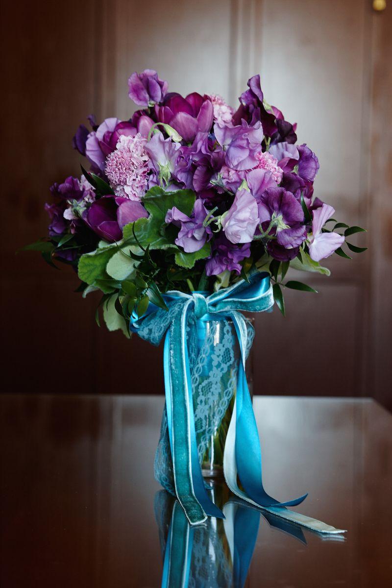 Purple-bridal-bouquet