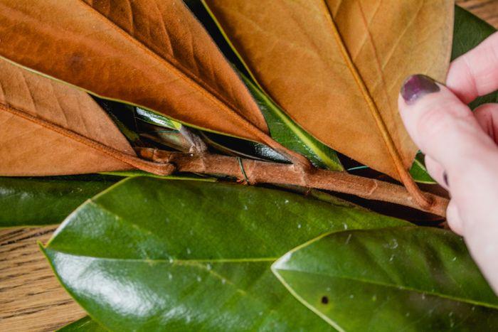Magnolia garland-9