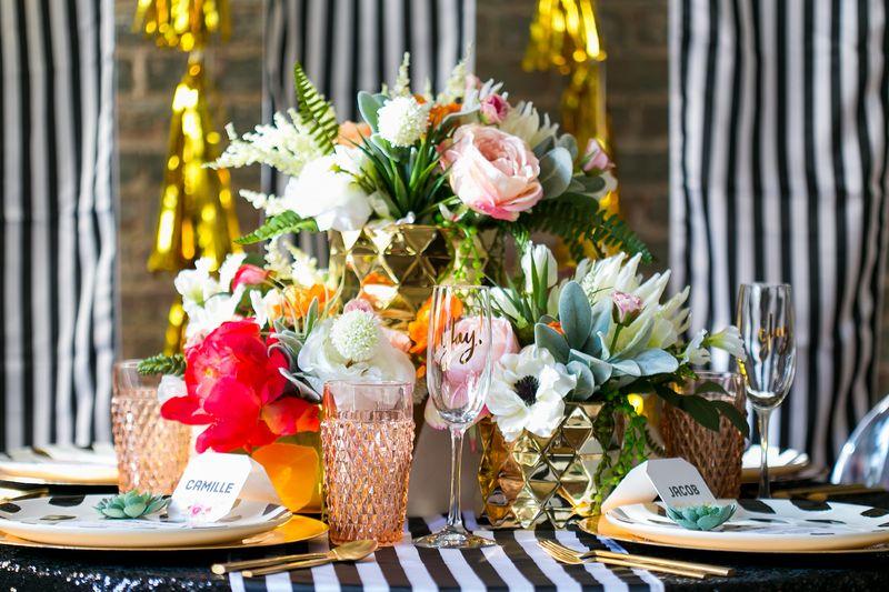 Unique-wedding-glassware