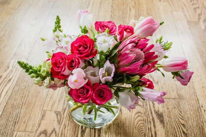 Floral design step by step